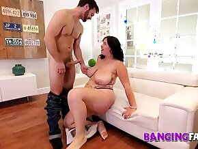 Banging Family - Step-Mom is a Dirty Hoe